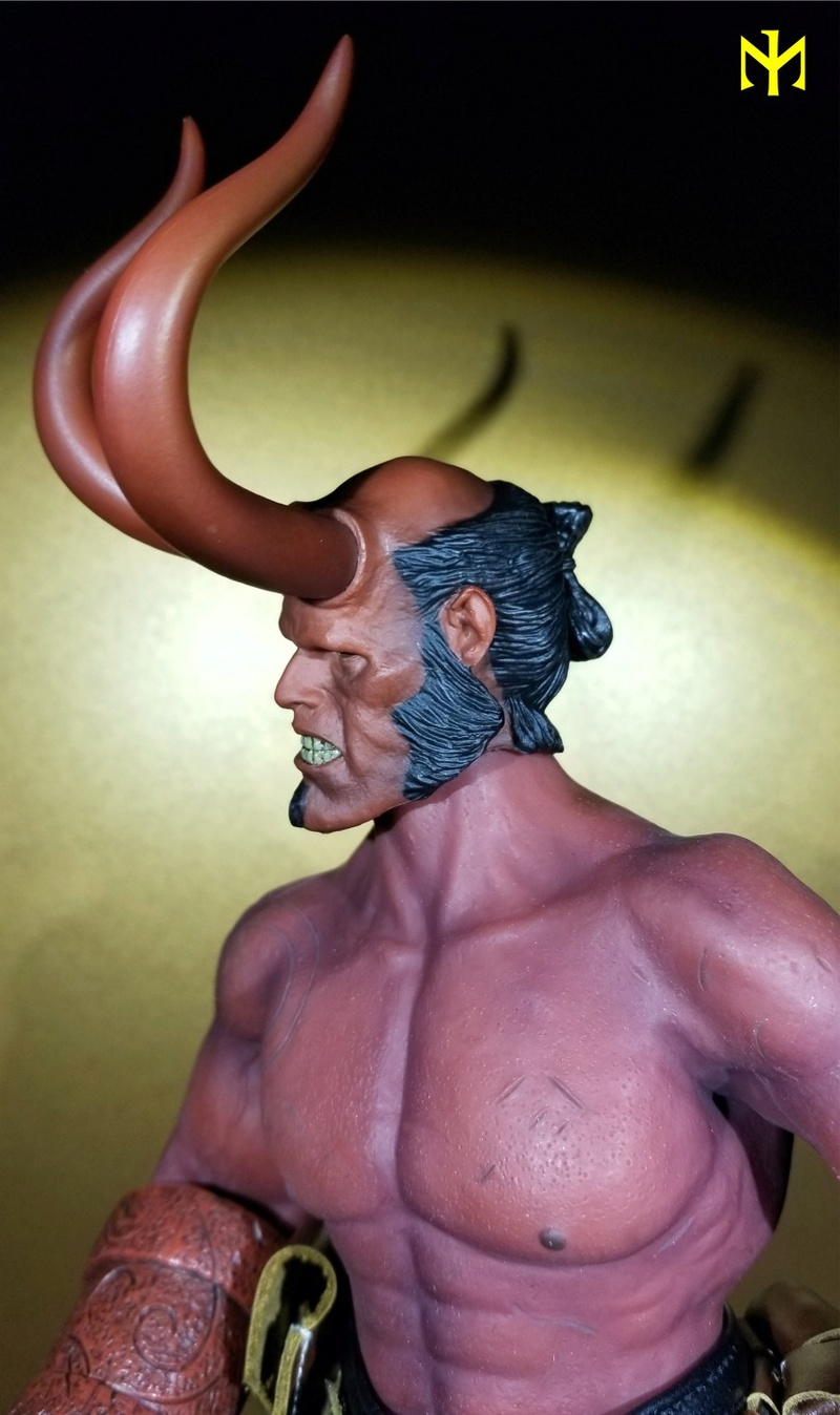 Topics tagged under hellboy on OneSixthFigures Hmart110