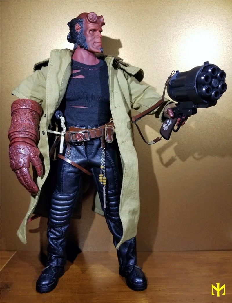 Topics tagged under hellboy on OneSixthFigures Hmart113