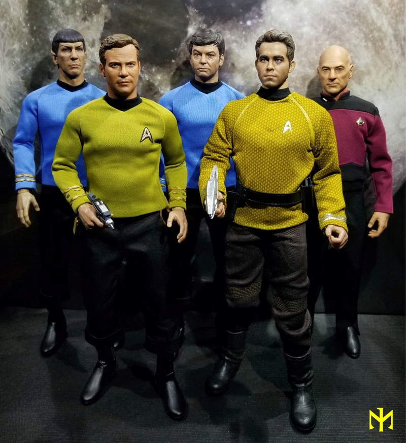 Topics tagged under startrek on OneSixthFigures Kirkpi13