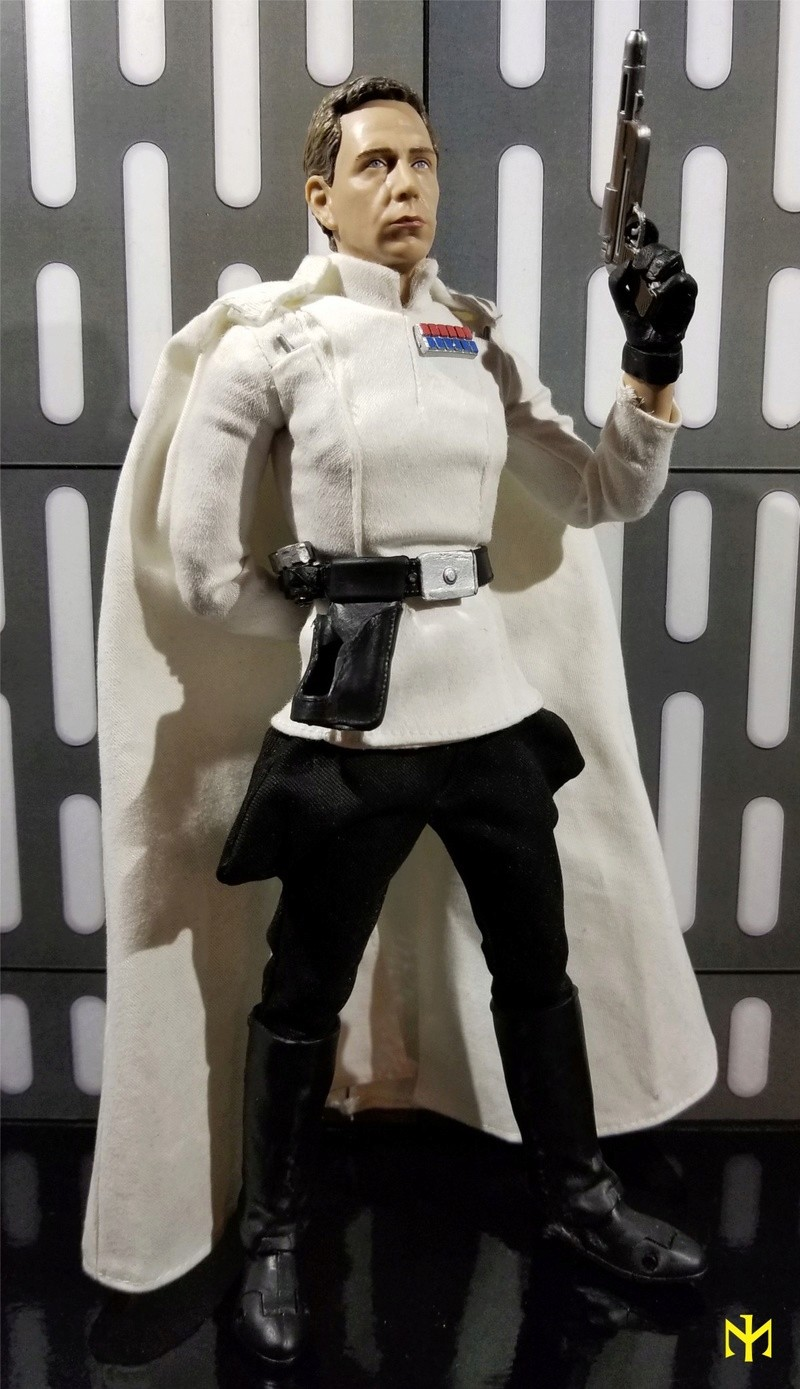 Product Review Disney Star Wars Elite Series Director Orson Krennic Premium Action Figure Krenni10