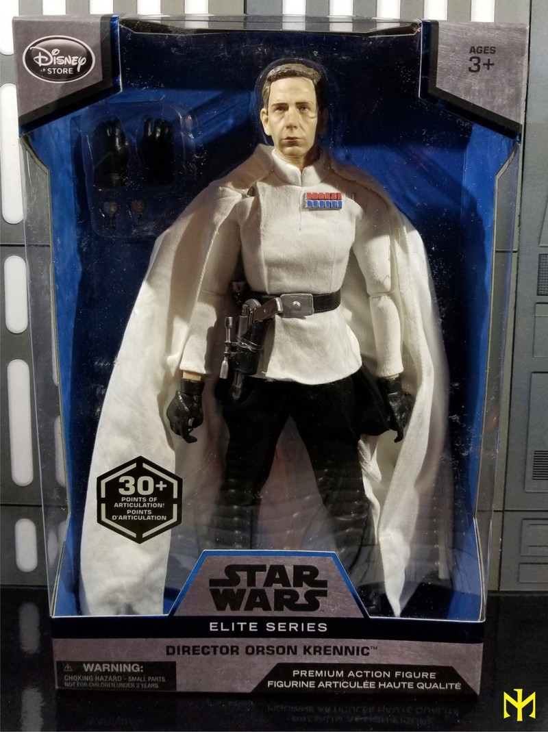 Product Review Disney Star Wars Elite Series Director Orson Krennic Premium Action Figure Krenni11