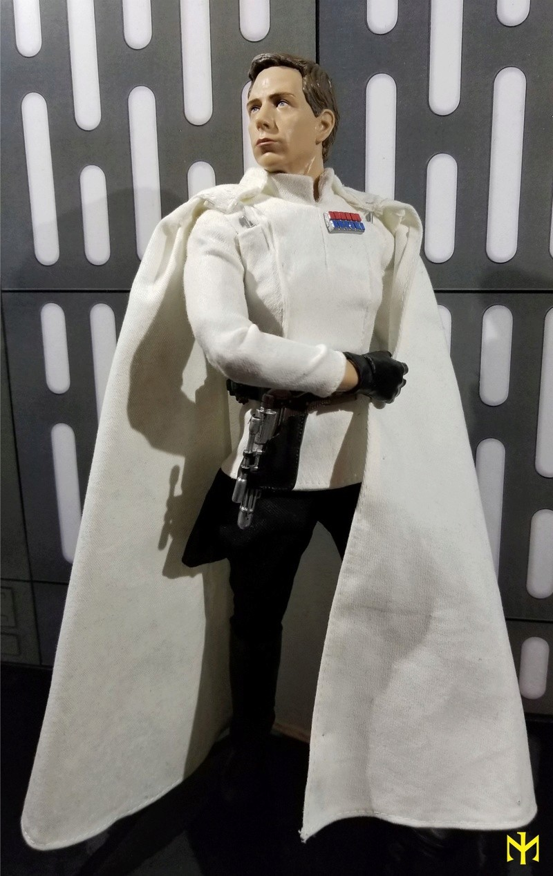 Product Review Disney Star Wars Elite Series Director Orson Krennic Premium Action Figure Krenni13