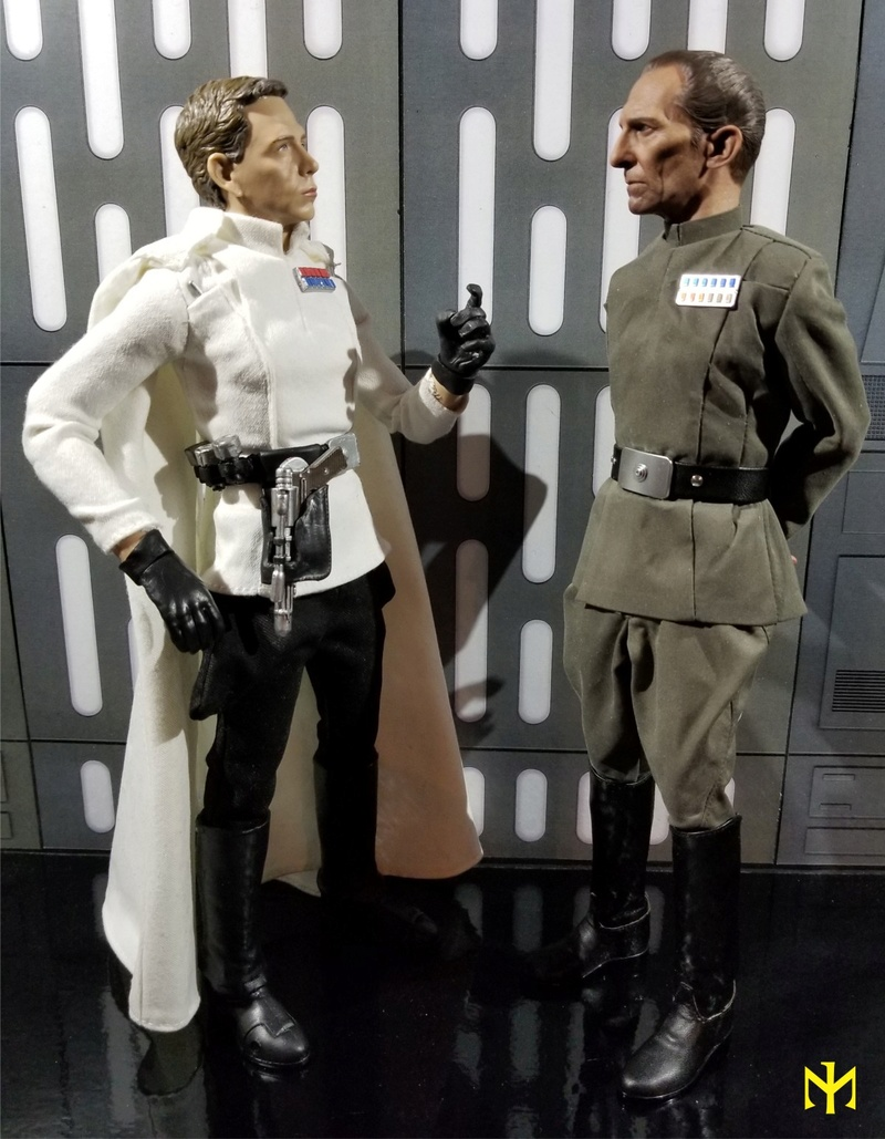 Product Review Disney Star Wars Elite Series Director Orson Krennic Premium Action Figure Krenni15