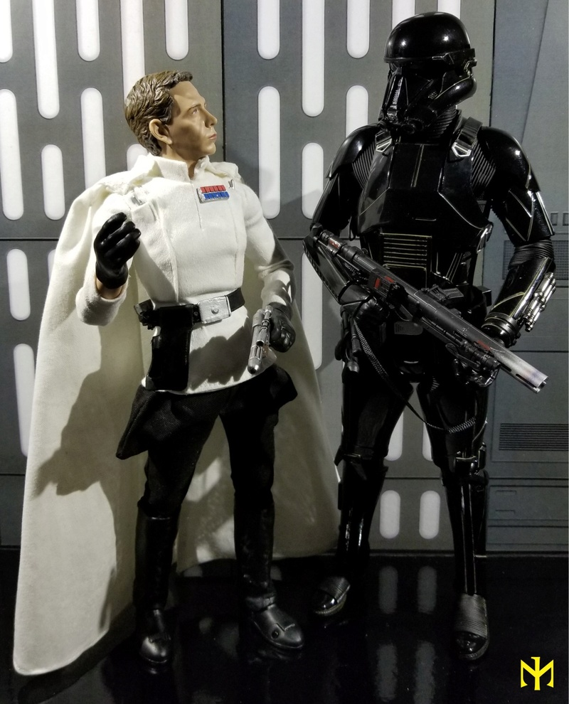 Product Review Disney Star Wars Elite Series Director Orson Krennic Premium Action Figure Krenni17