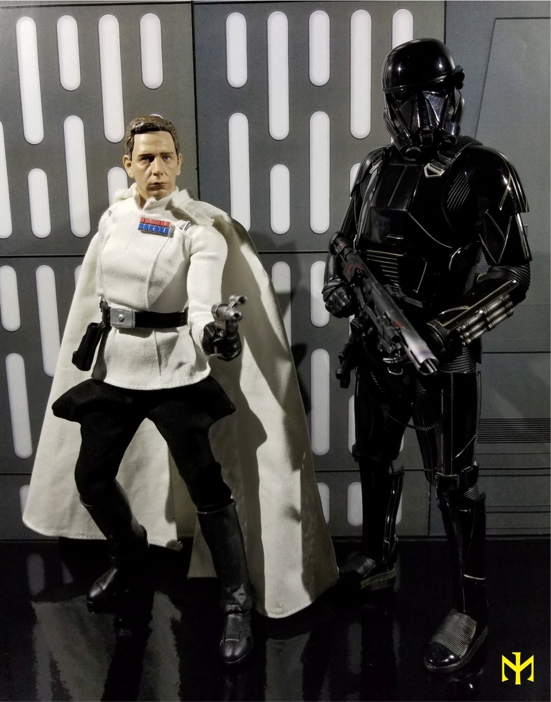 Product Review Disney Star Wars Elite Series Director Orson Krennic Premium Action Figure Krenni18
