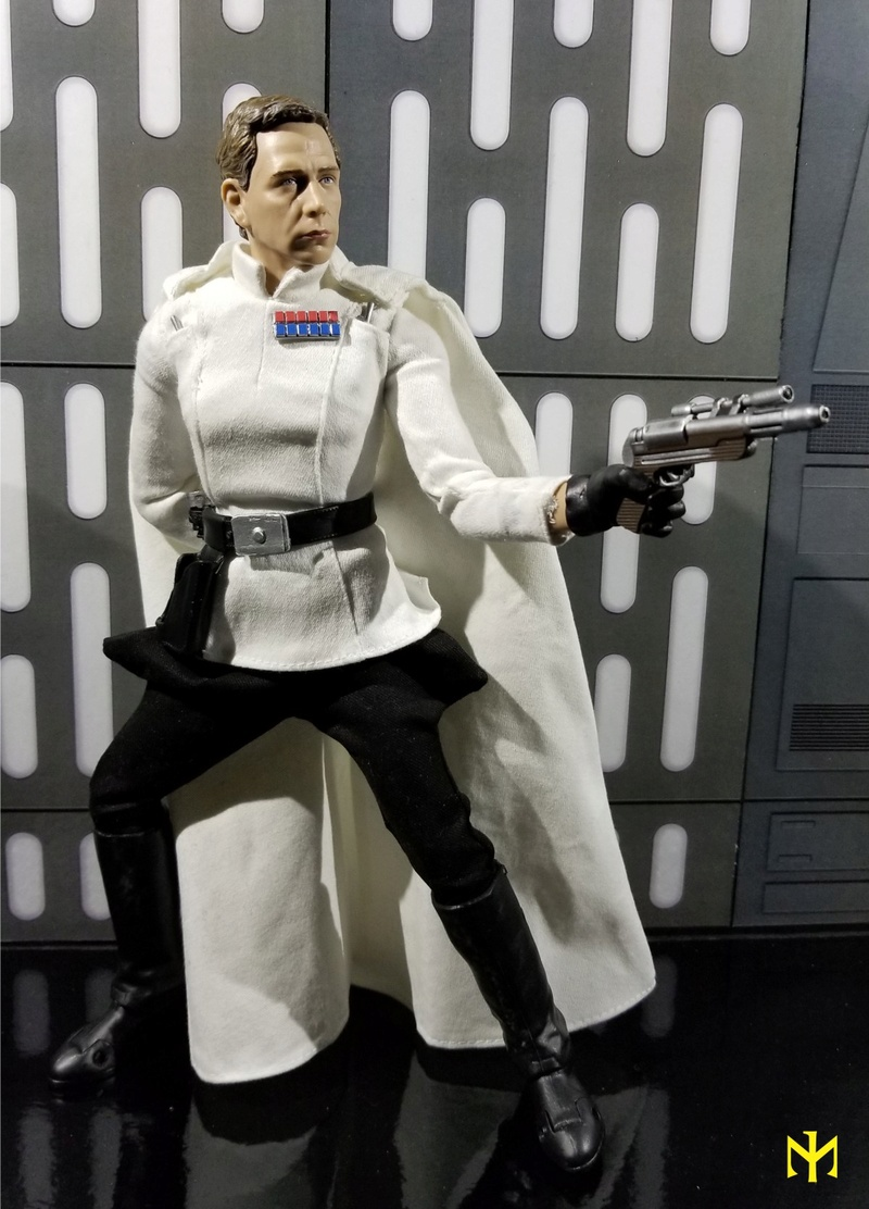 Product Review Disney Star Wars Elite Series Director Orson Krennic Premium Action Figure Krenni19