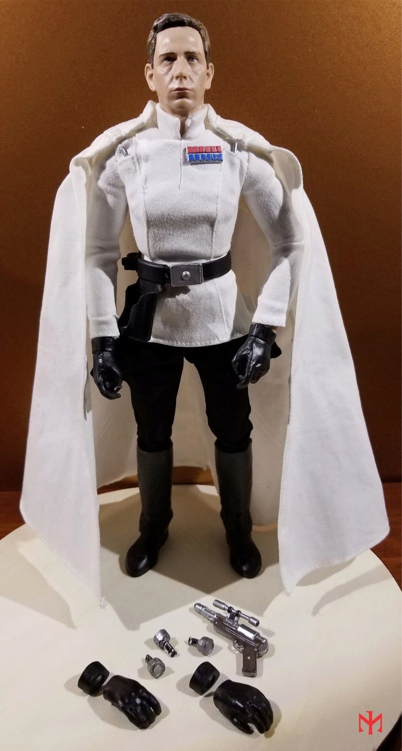 Product Review Disney Star Wars Elite Series Director Orson Krennic Premium Action Figure Krenni25