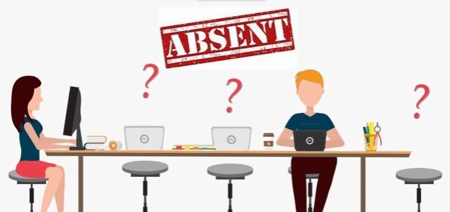 Depose d'une demande d'absence. Abscen11