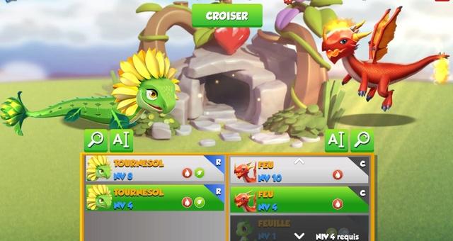 """11. Quête de type """" Croise un dragon """" Dragon10"""
