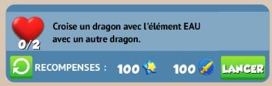 """11. Quête de type """" Croise un dragon """" Eau10"""