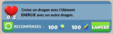 """11. Quête de type """" Croise un dragon """" Energi10"""