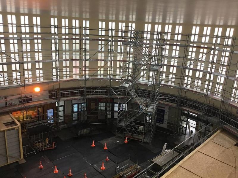 Brest. Le nouveau hall de la gare sera prêt le 6 juillet Fd423b10