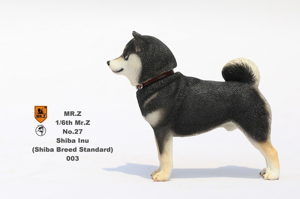 NEW PRODUCT: Mr.Z 1/6 Animal Model No. 27: Japanese shiba Inu X 3 10090912