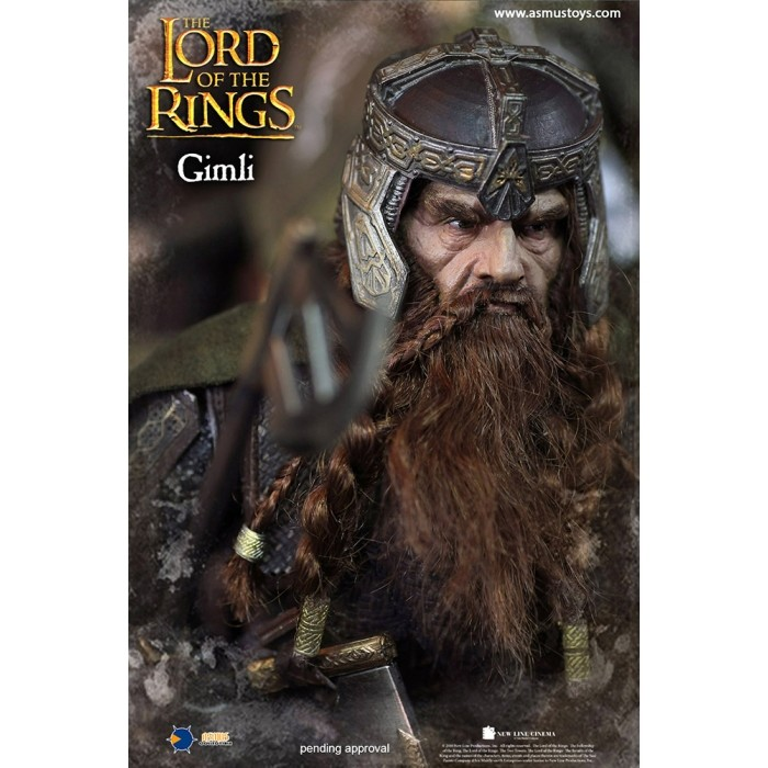 asmus - NEW PRODUCT: Asmus Toys The Lord of the Rings Series: Gimli (LOTR018) 1011