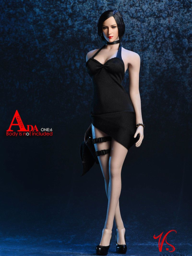 Ada - NEW PRODUCT:  VSTOYS 18XG14 Ada Dress 1/6 Clothes Set (2 colors) 10_54011