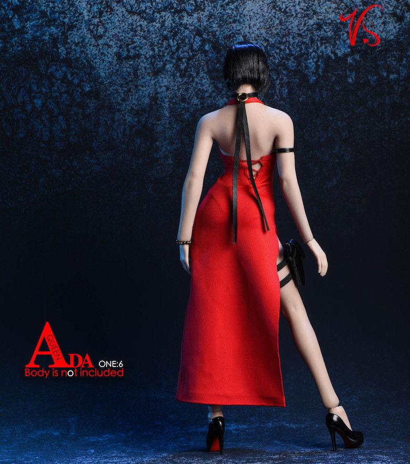 Ada - NEW PRODUCT:  VSTOYS 18XG14 Ada Dress 1/6 Clothes Set (2 colors) 10_5ec10