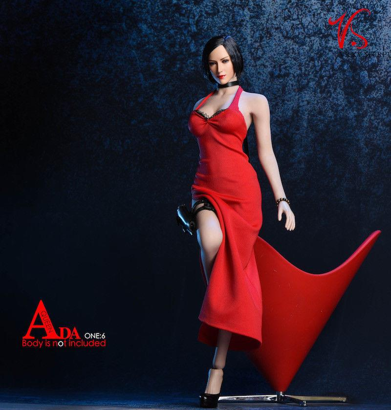 Ada - NEW PRODUCT:  VSTOYS 18XG14 Ada Dress 1/6 Clothes Set (2 colors) 10_ebf10