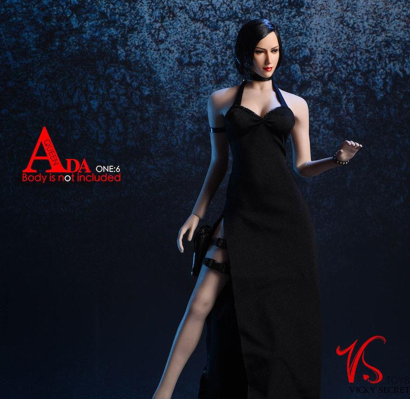Ada - NEW PRODUCT:  VSTOYS 18XG14 Ada Dress 1/6 Clothes Set (2 colors) 10_f9610