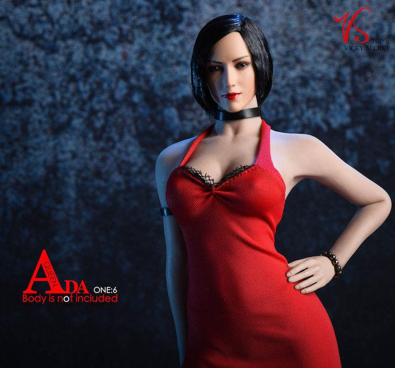 Ada - NEW PRODUCT:  VSTOYS 18XG14 Ada Dress 1/6 Clothes Set (2 colors) 10_ffb10