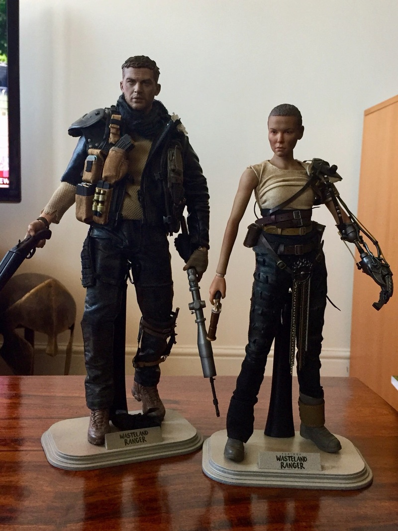 VTS Toys 1/6 Wasteland Ranger - Furiosa (Do Venders Have an Out?; UPDATED: 5/18/18) 1127