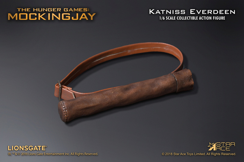 hungergames - NEW PRODUCT: [SA-0036] The Hunger Games Katniss Everdeen Hunting Version Star Ace 1/6 Figures 11_31310