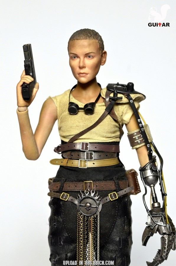 VTS Toys 1/6 Wasteland Ranger - Furiosa (Do Venders Have an Out?; UPDATED: 5/18/18) 13240810