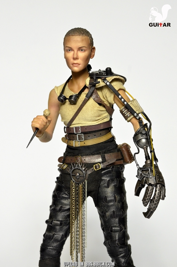 VTS Toys 1/6 Wasteland Ranger - Furiosa (Do Venders Have an Out?; UPDATED: 5/18/18) 13241910