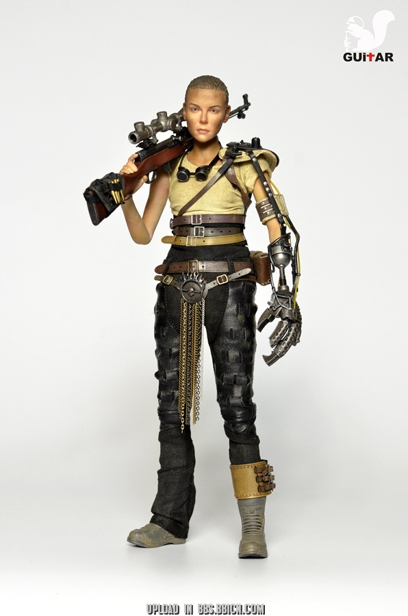 VTS Toys 1/6 Wasteland Ranger - Furiosa (Do Venders Have an Out?; UPDATED: 5/18/18) 13242010
