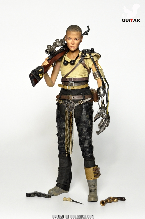 VTS Toys 1/6 Wasteland Ranger - Furiosa (Do Venders Have an Out?; UPDATED: 5/18/18) 13242210