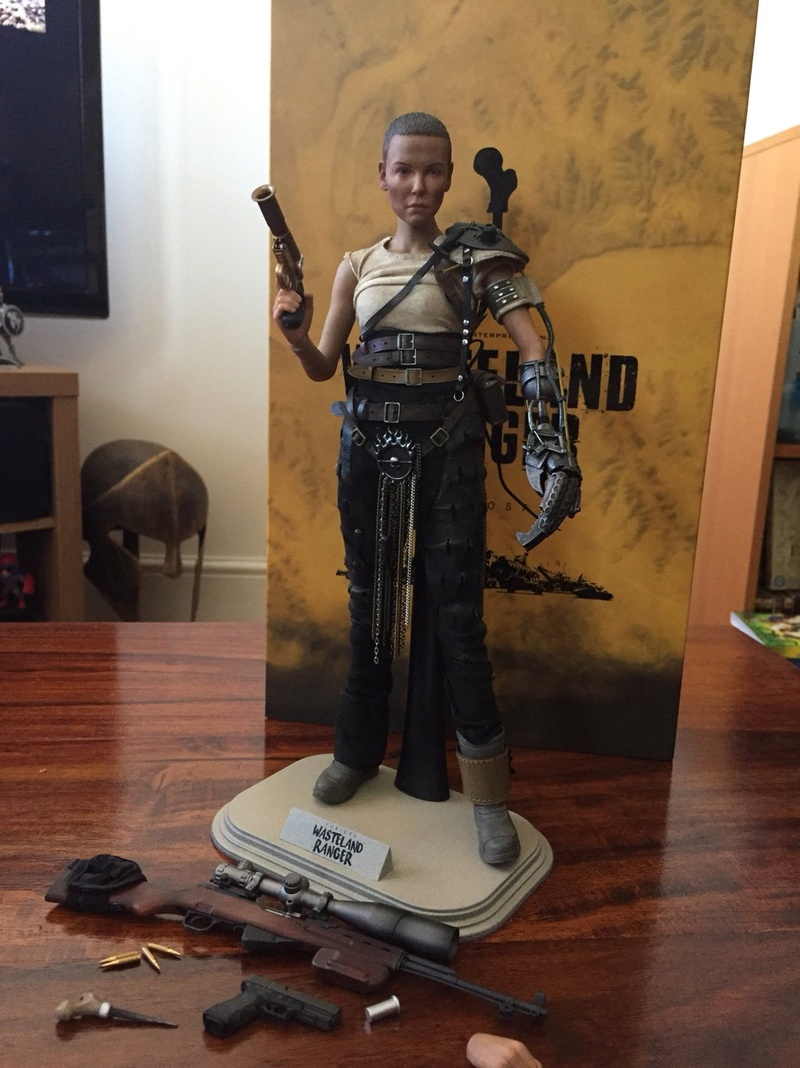film - VTS Toys 1/6 Wasteland Ranger - Furiosa (Do Venders Have an Out?; UPDATED: 5/18/18) 140