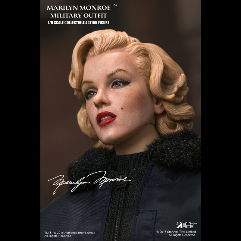 NEW PRODUCT: Star Ace Toys New: 1/6 Marilyn Monroe / Marilyn Monroe Military Jacket Edition (#SA0055) 14442910