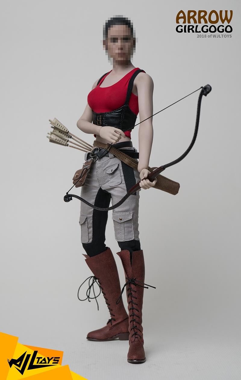 Topics tagged under archer on OneSixthFigures 15291710