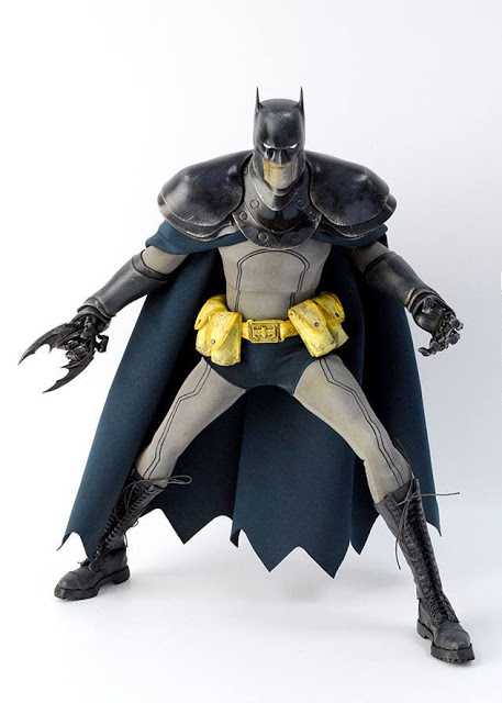 artisticinterpretation - NEW PRODUCT: ThreeA 1/6th scale Batman STEEL DETECTIVE 14-inch tall Collectible Figure (Preview Pics) 154