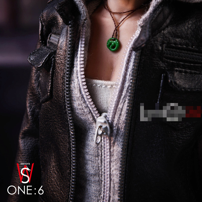 Videogame - NEW PRODUCT: [SW-FS015] SW Toys Croft 2.0 1:6 Female Action Figure Boxed Set 15_61010