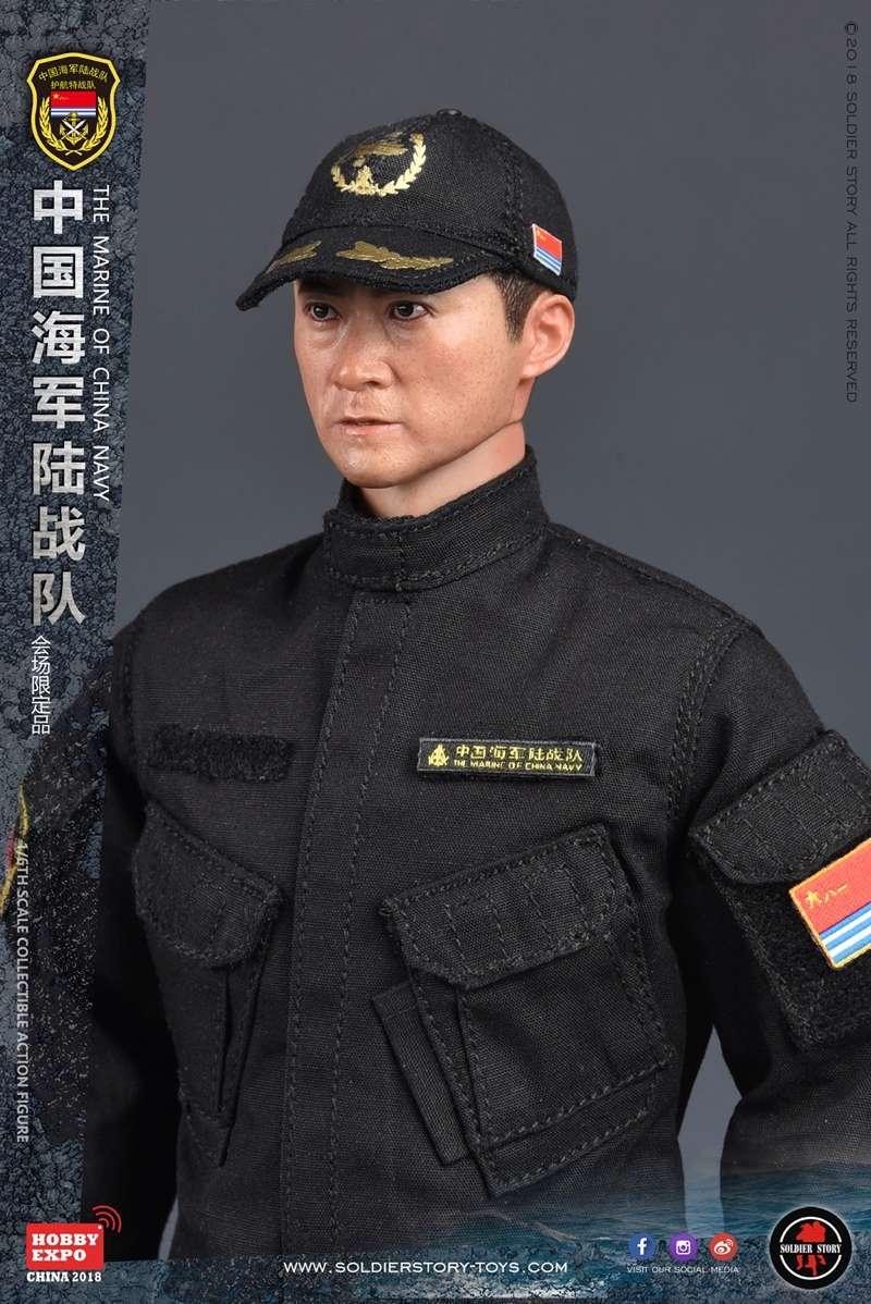 modern - NEW PRODUCT: SoldierStory: 1/6 The MARINE of CHINA NAVY -HOBB YEXPO 2018 16005710