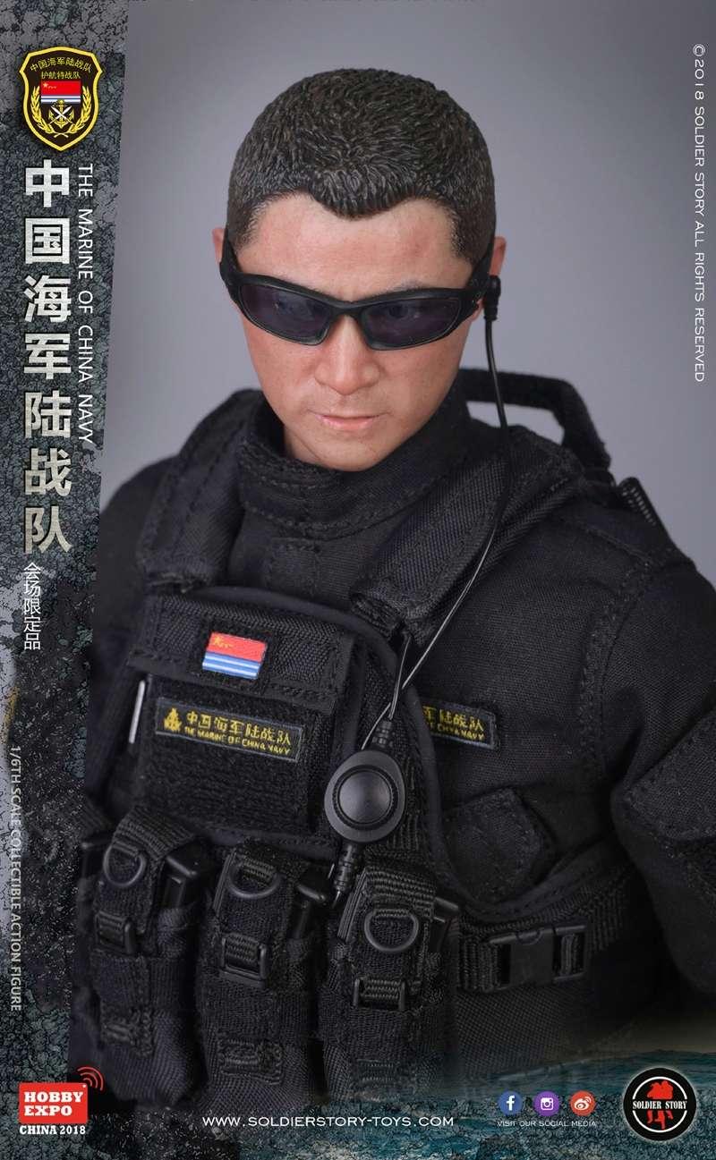 modern - NEW PRODUCT: SoldierStory: 1/6 The MARINE of CHINA NAVY -HOBB YEXPO 2018 16005810