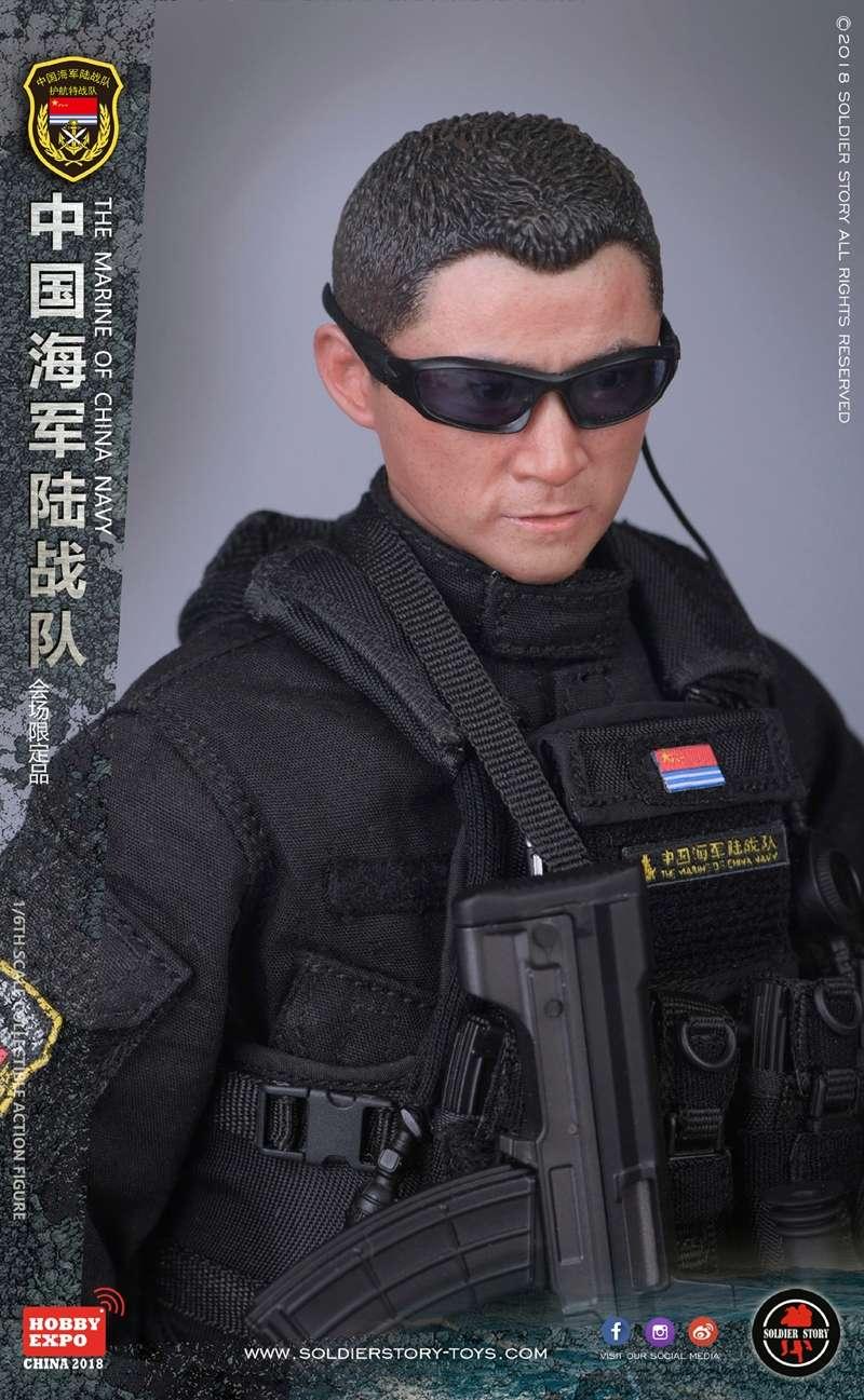modern - NEW PRODUCT: SoldierStory: 1/6 The MARINE of CHINA NAVY -HOBB YEXPO 2018 16005910