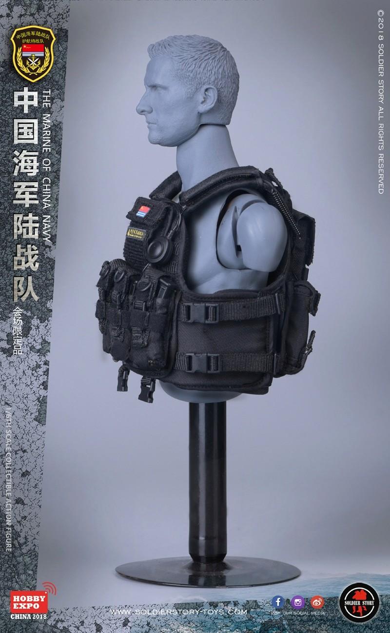 modern - NEW PRODUCT: SoldierStory: 1/6 The MARINE of CHINA NAVY -HOBB YEXPO 2018 16010211