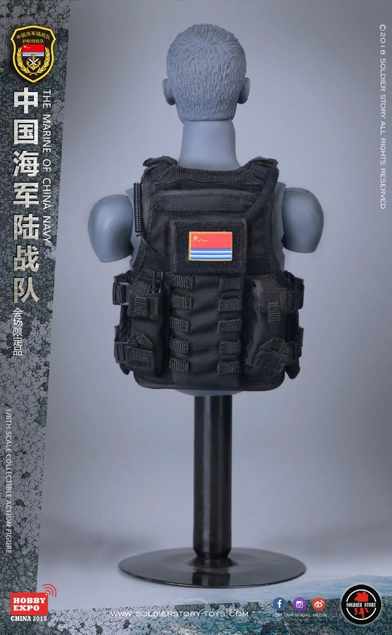 modern - NEW PRODUCT: SoldierStory: 1/6 The MARINE of CHINA NAVY -HOBB YEXPO 2018 16010310