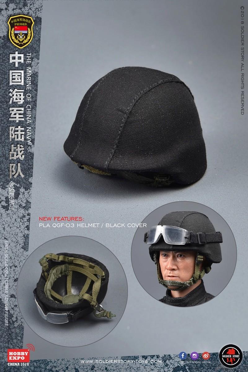 modern - NEW PRODUCT: SoldierStory: 1/6 The MARINE of CHINA NAVY -HOBB YEXPO 2018 16010610