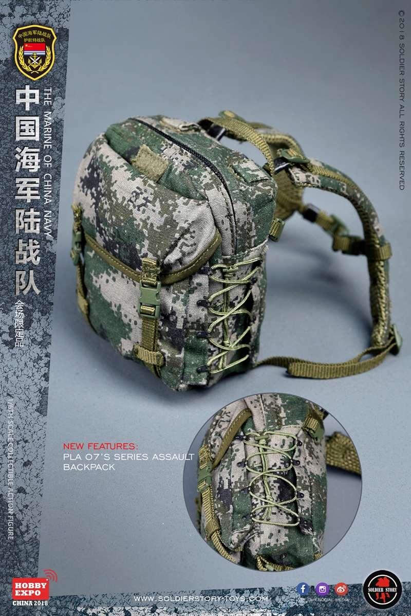 modern - NEW PRODUCT: SoldierStory: 1/6 The MARINE of CHINA NAVY -HOBB YEXPO 2018 16010611