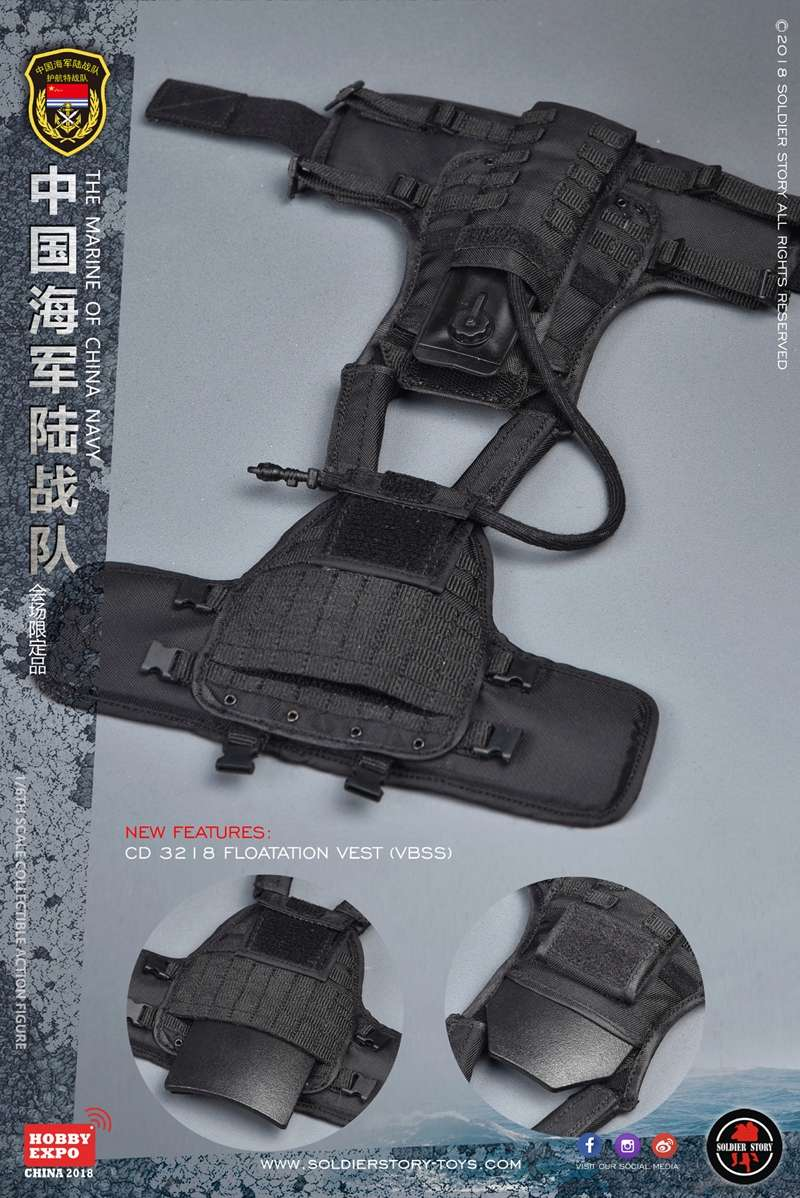 modern - NEW PRODUCT: SoldierStory: 1/6 The MARINE of CHINA NAVY -HOBB YEXPO 2018 16010710