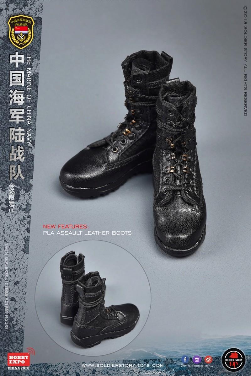 modern - NEW PRODUCT: SoldierStory: 1/6 The MARINE of CHINA NAVY -HOBB YEXPO 2018 16010910
