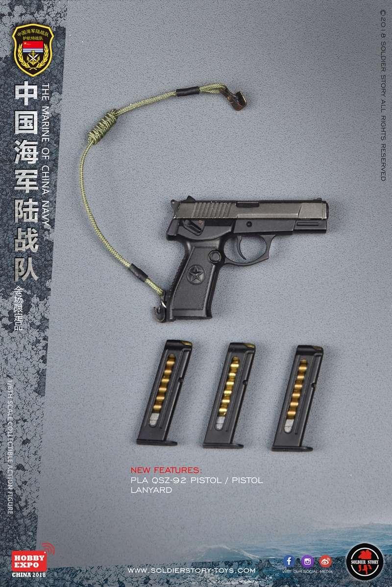 modern - NEW PRODUCT: SoldierStory: 1/6 The MARINE of CHINA NAVY -HOBB YEXPO 2018 16011310
