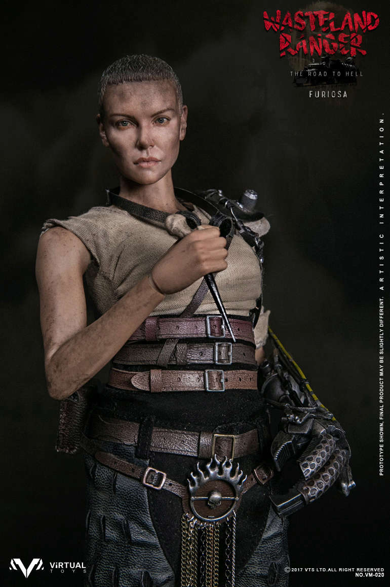 VTS Toys 1/6 Wasteland Ranger - Furiosa (Do Venders Have an Out?; UPDATED: 5/18/18) 16054510