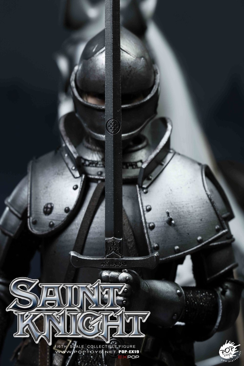 NEW PRODUCT: POPTOYS New Products: 1/6 St. Knights - Assault Edition & Triumph Edition & Iron Armor (POP-EX19 ABC) 16390910