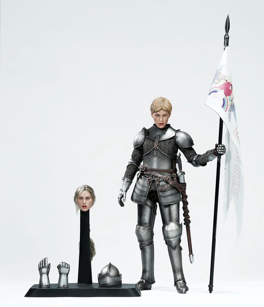 NEW PRODUCT: POPTOYS New Products: 1/6 St. Knights - Assault Edition & Triumph Edition & Iron Armor (POP-EX19 ABC) 16392210