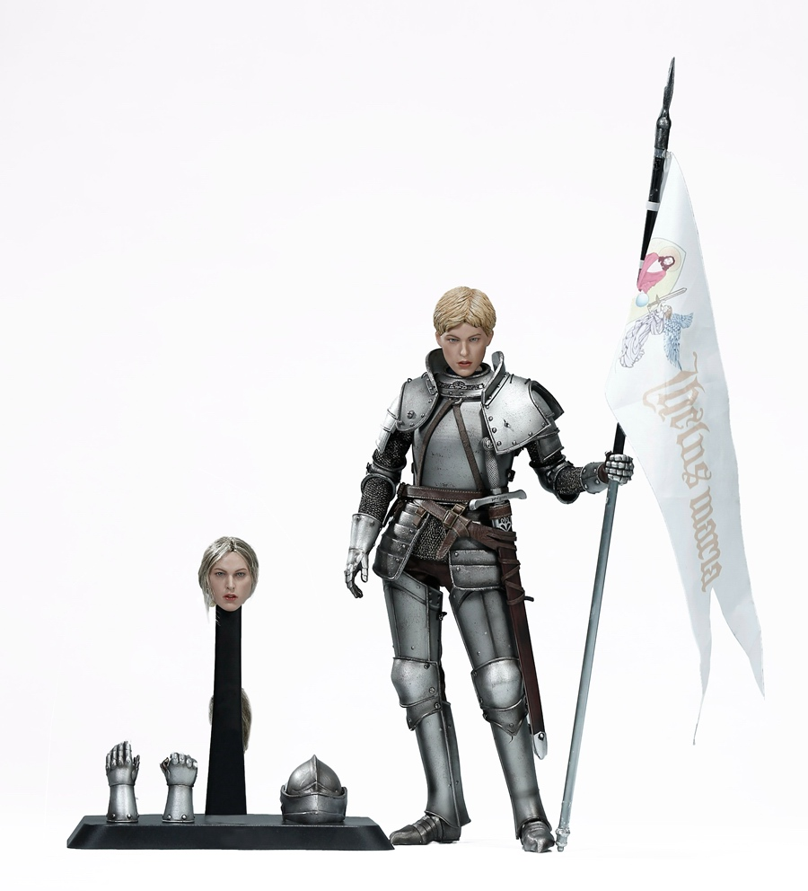 NEW PRODUCT: POPTOYS New Products: 1/6 St. Knights - Assault Edition & Triumph Edition & Iron Armor (POP-EX19 ABC) 16461610