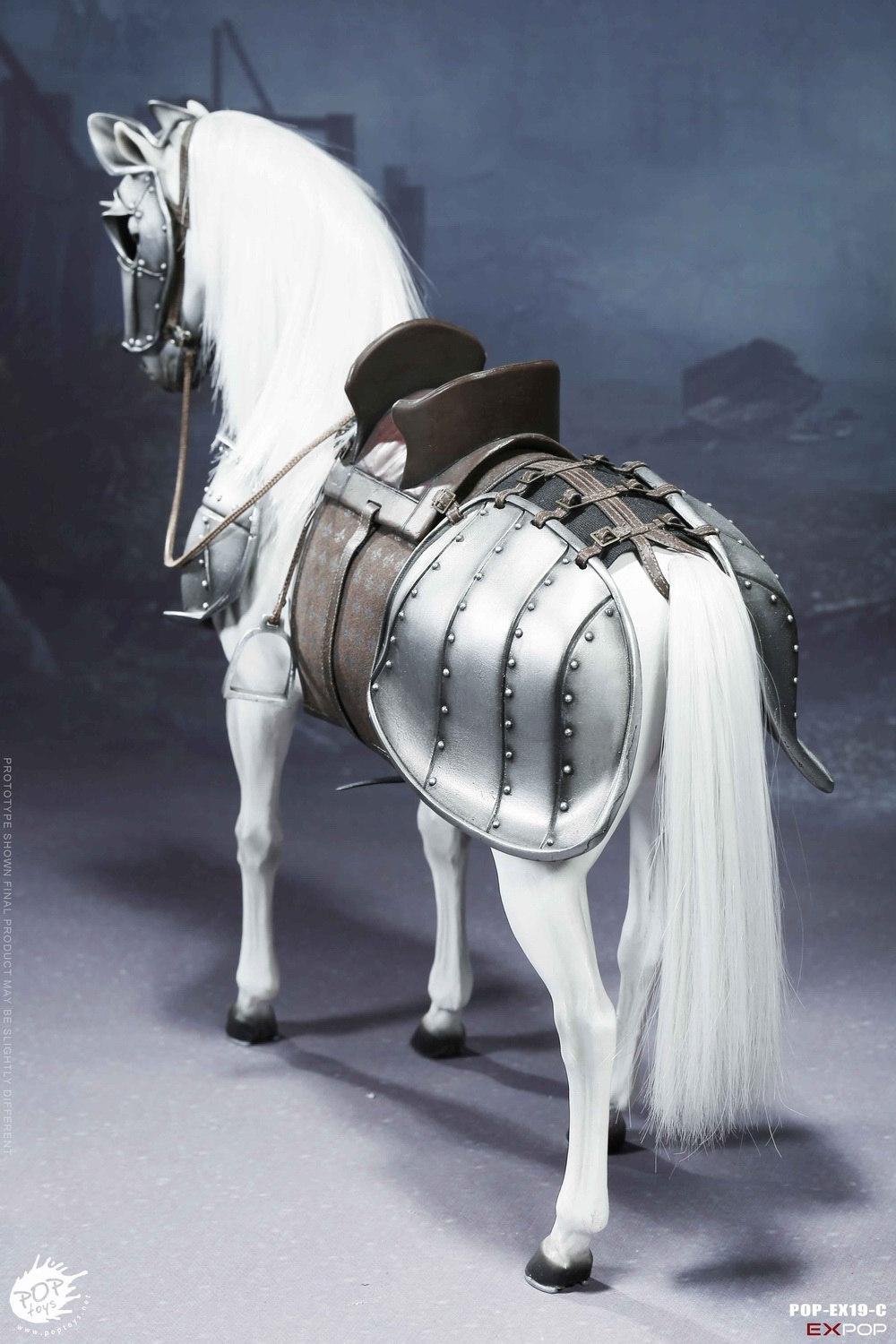 knight - NEW PRODUCT: POPTOYS New Products: 1/6 St. Knights - Assault Edition & Triumph Edition & Iron Armor (POP-EX19 ABC) 16481411