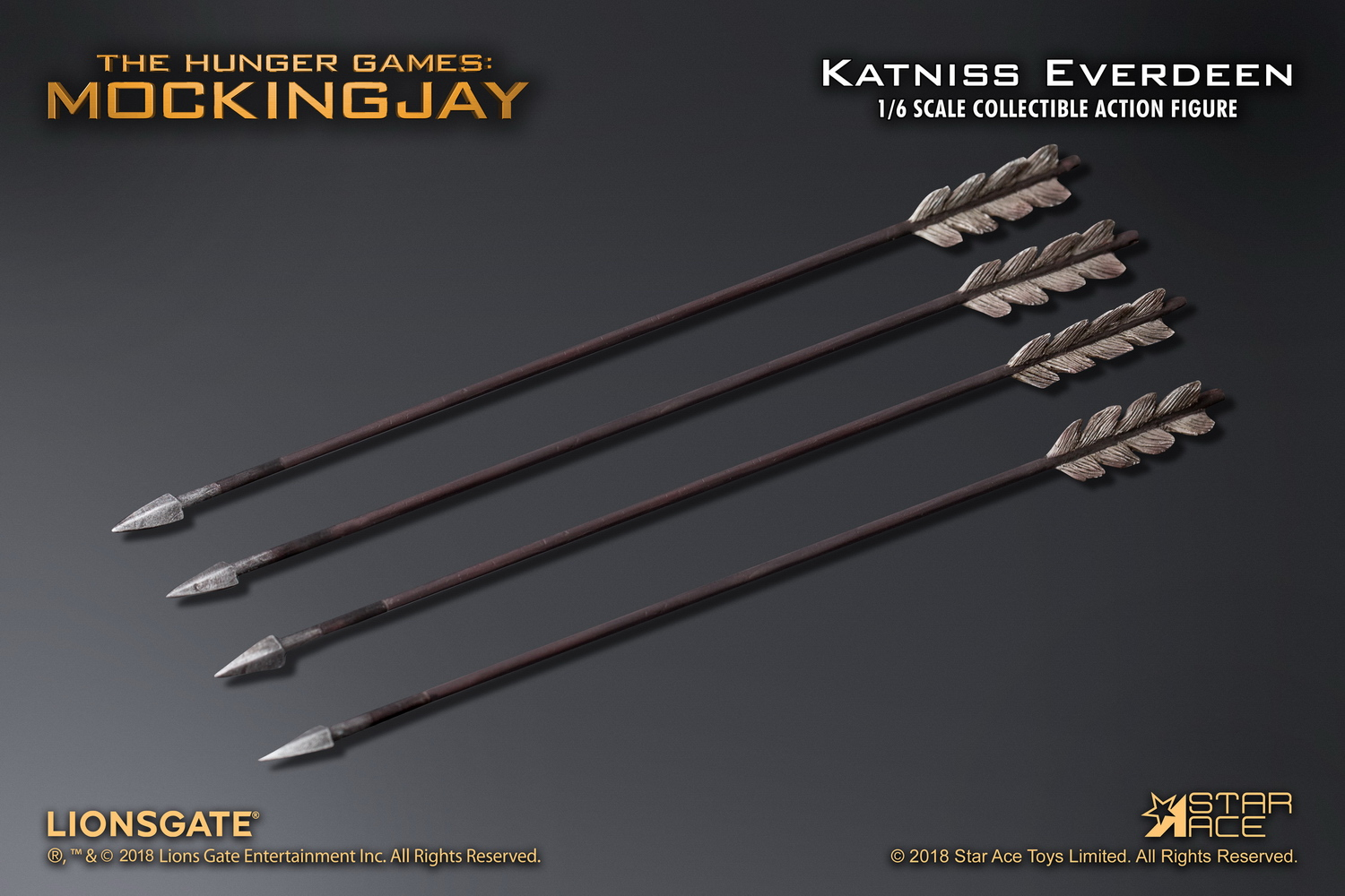 hungergames - NEW PRODUCT: Star Ace Toys New: 1/6 Hunger Games - Katniss/Katenis Leather Edition (#SA0036) 18075010